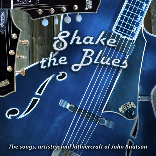 Shake the Blues CD cover